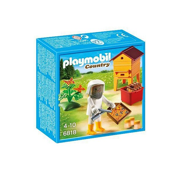 6818-Apicultrice - Playmobil Country