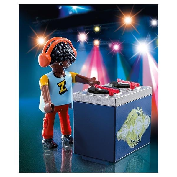 5377-Dj Z - Playmobil Spécial Plus