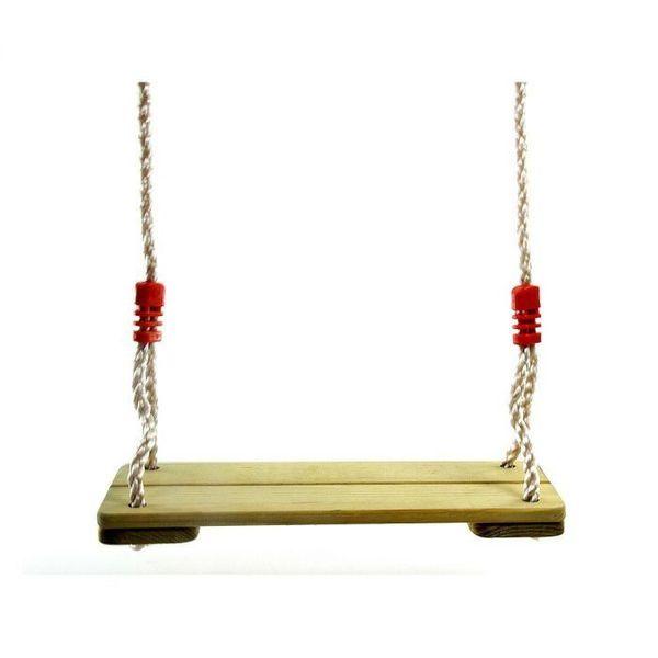 Balançoire en bois