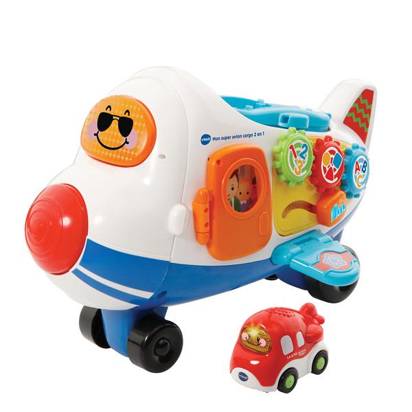 Tut Tut Bolides - Mon super avion cargo 2 en 1