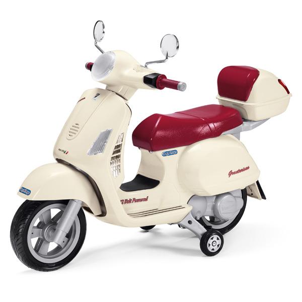 Scooter Vespa 12 volts