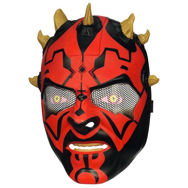 Star Wars Masque Electronique Darth Maul