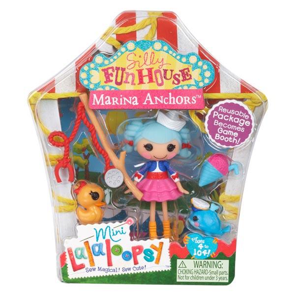 Mini Lalaloopsy Fun house Poupée Marina Anchors
