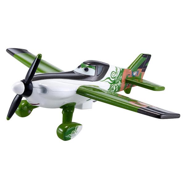 Avion métal PLANES Zed