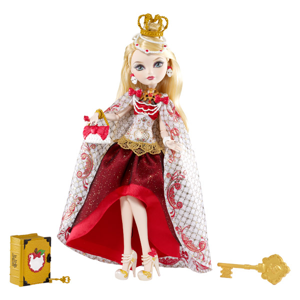 Poupée Ever After High Legacy Day Apple White
