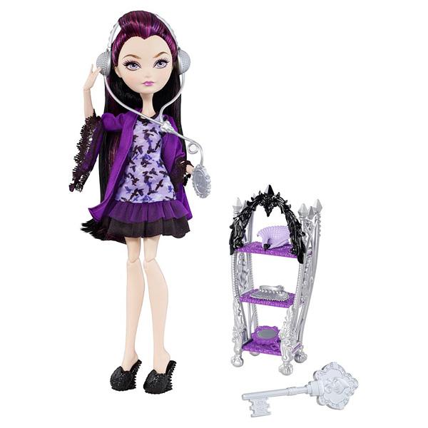 Ever After High Poupée et accessoires Raven Queen