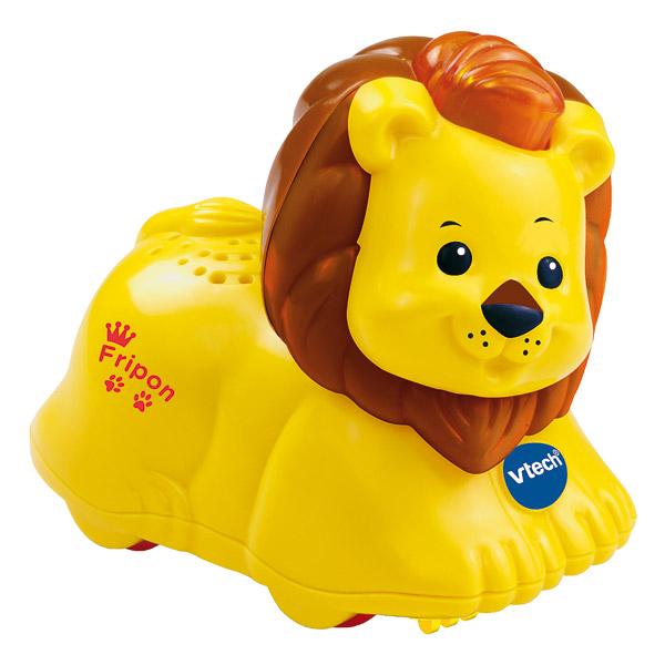 Fripon le lion polisson - Tut Tut Animo
