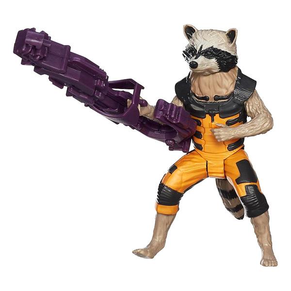 Les Gardiens de la galaxie Figurine Titan Rocket Raccoon