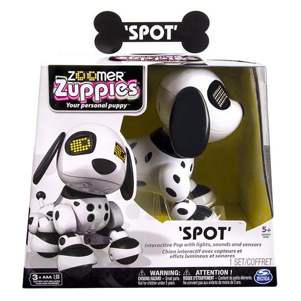 Mini Zoomer Zuppy Spot