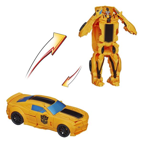 Transformers 4 One-Step Magic Bumblebee