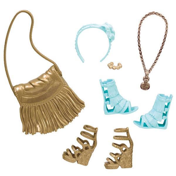 Barbie Chaussures et Accessoires CFX31