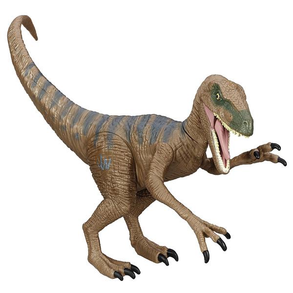 Jurassic World Titan Dinos Velociraptor Delta