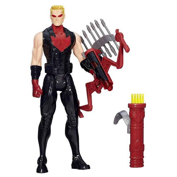 Avengers Figurine 30 cm et Accessoires Lumineux Hawkeye Bow