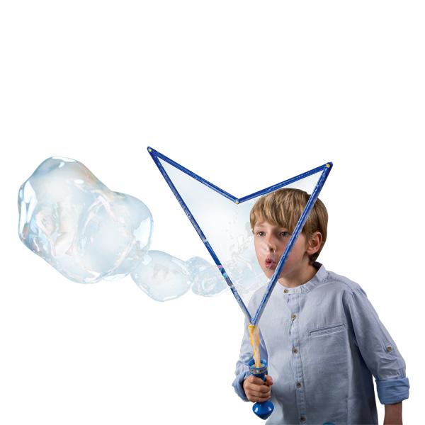 Grand sabre à bulles bleu 236 ml
