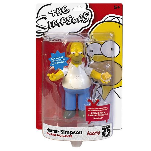 Figurine Parlante Simpsons - Homer