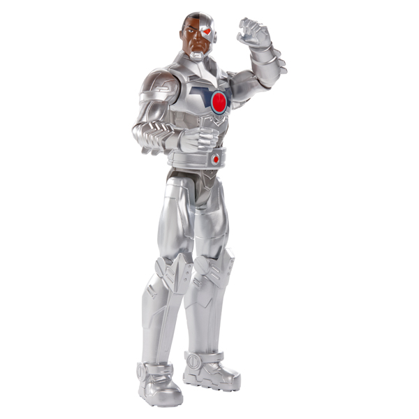 Figurine Batman VS Superman Cyborg 30 cm