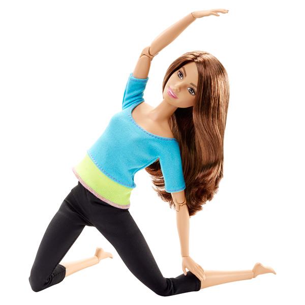 Barbie Fitness brune