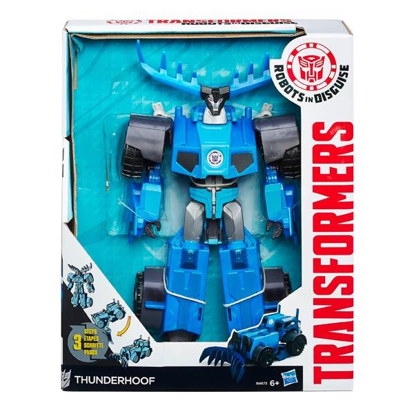 Thunderhoof Transformers Rid Hyper Change Heroes