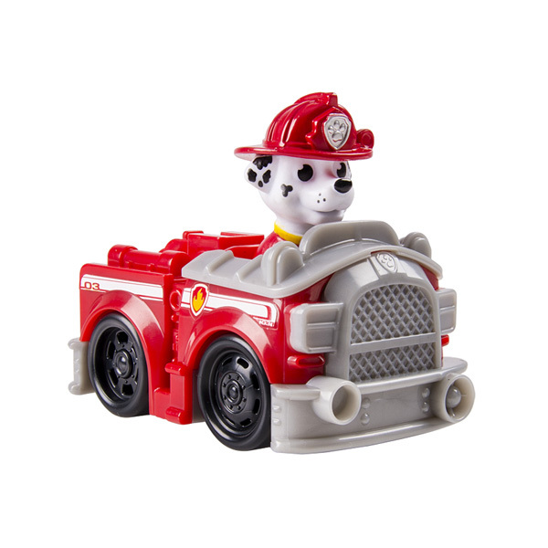 Mini véhicule de secours Pat'Patrouille Marcus