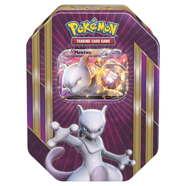 Pokemon pokebox Noel 2016 Mewtwo