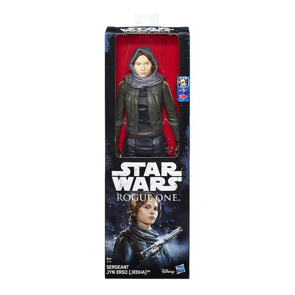 Star Wars Figurine 30 cm : Segeant Jyn Erso