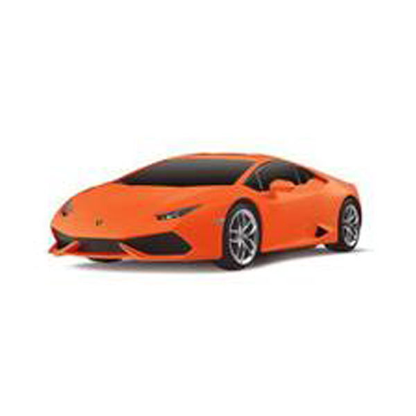 Voiture radiocommandée 1/24 Huracan LP 610-4 orange