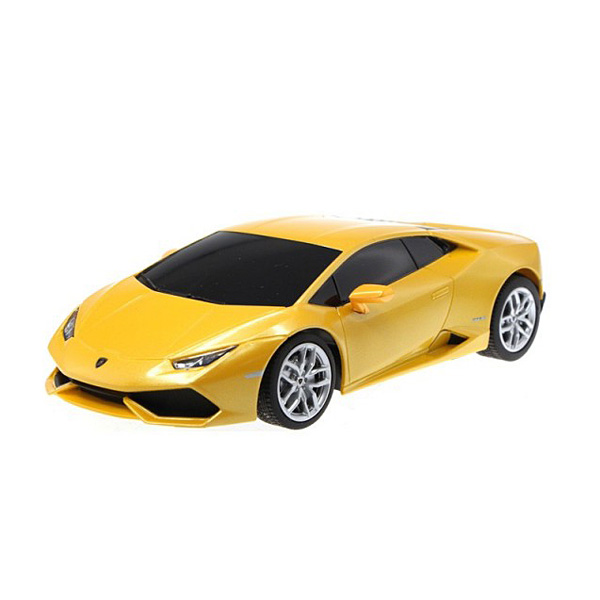 Voiture radiocommandée 1/24e Lamborghini Huracan LP 610-4 jaune