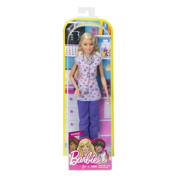 Barbie métiers de rêve Nurse