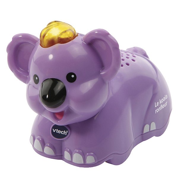 Tut Tut animo Jolicoeur le koala ronfleur