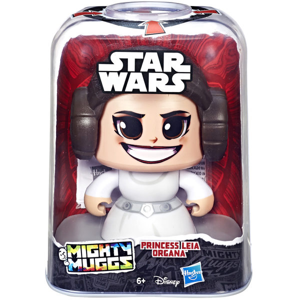 Mighty Muggs - Princesse Leia Star Wars