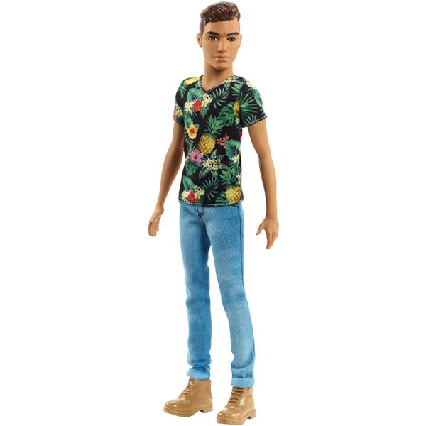 Ken Fashionistas n°15 haut à fleurs