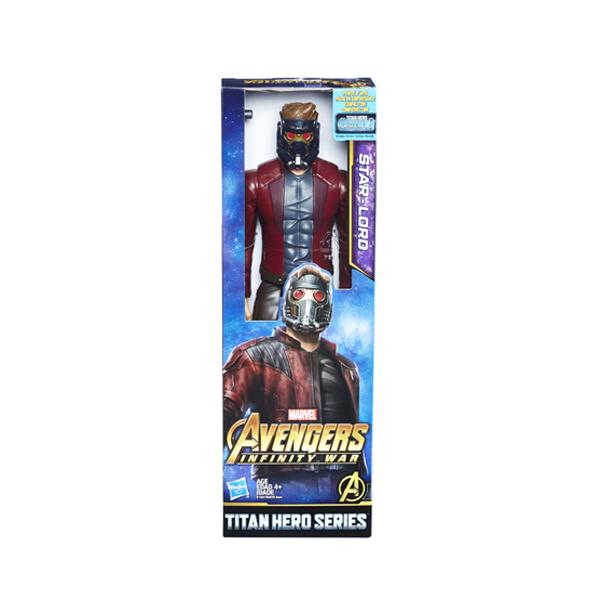 Avengers Infinity War-Figurine Titan Star Lord