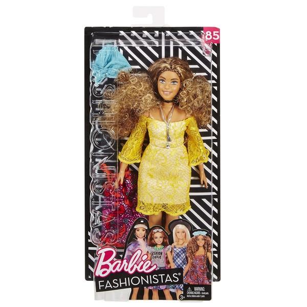 Barbie Fashionistas N°85 avec tenues