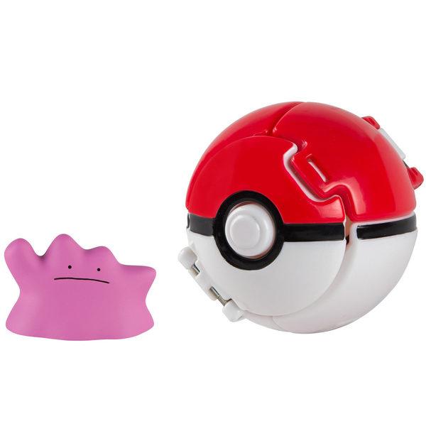 Pokemon-Pokéball Métamorph