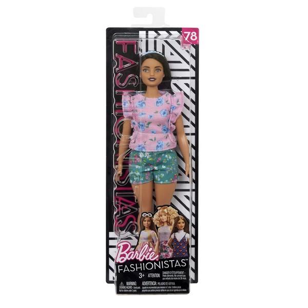 Barbie Fashionistas N°78 tenue fleurie
