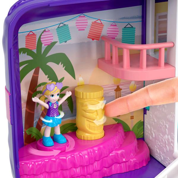 Polly Pocket-Coffret surprises plage