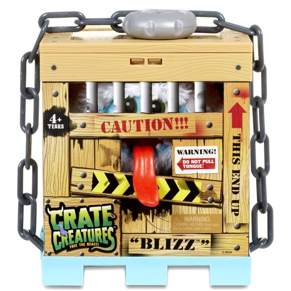 Monstre Crate Creatures Blizz