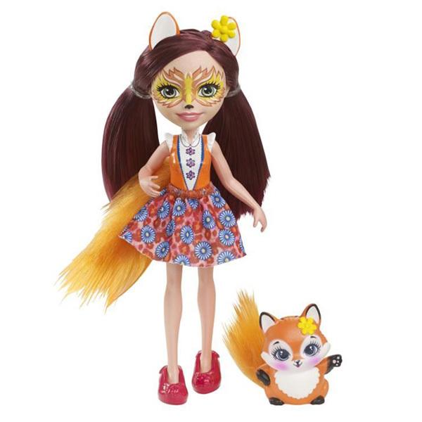 Enchantimals-Poupée Felicity 36 cm