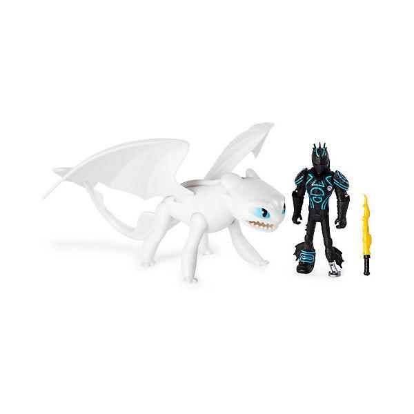 Dragon 3-Dragon Furie éclair et figurine de Harold