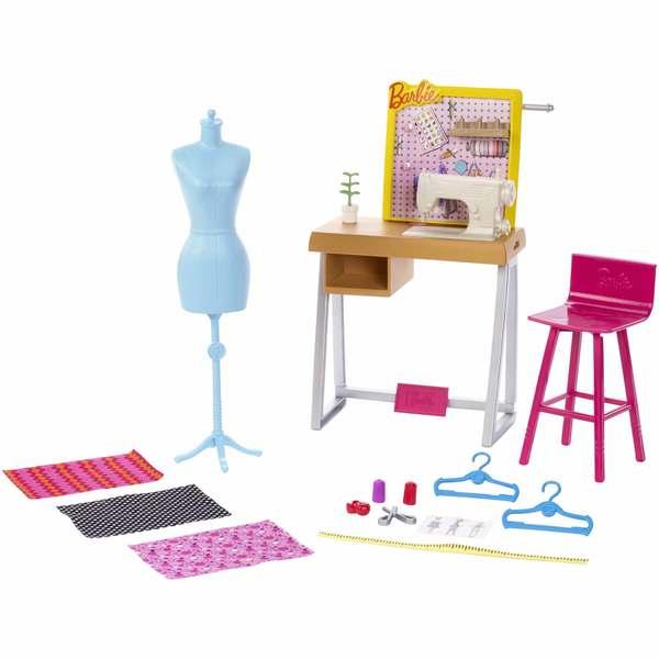 Barbie atelier de mode