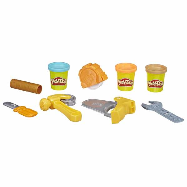 Play-Doh-Coffret outils
