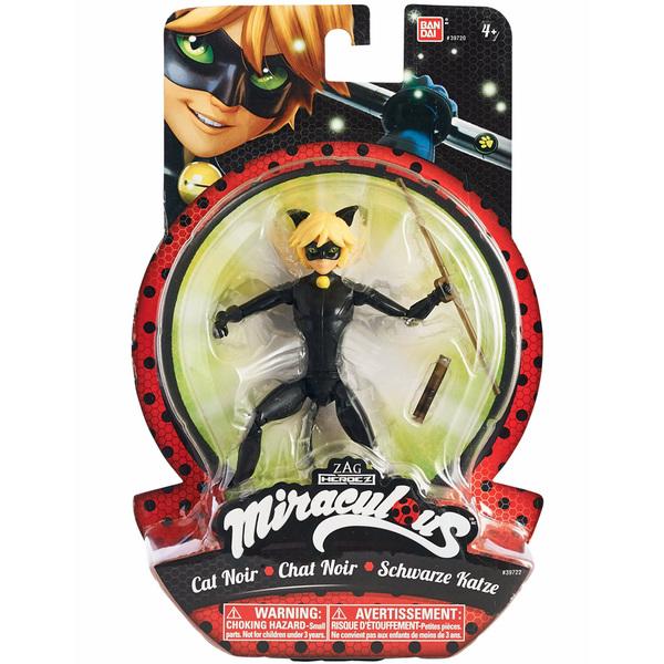 Miraculous-Figurine Chat Noir 15 cm