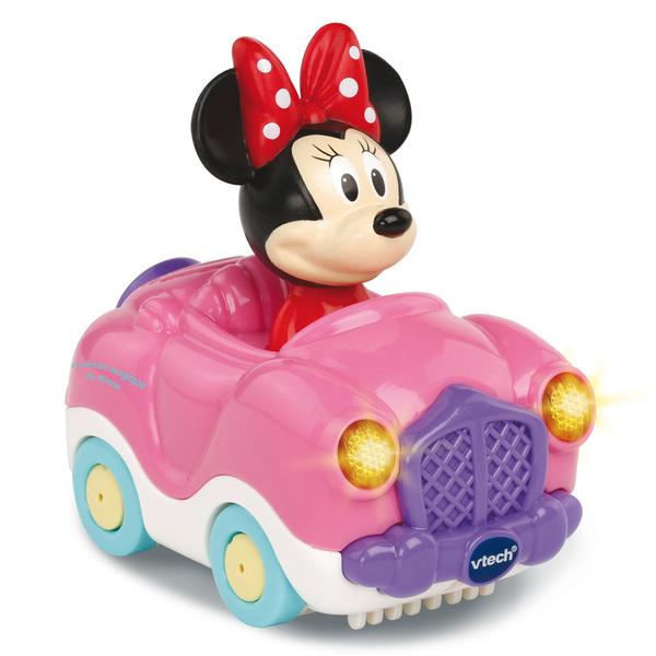 Tut Tut Bolides-Cabriolet Magique Minnie-Disney