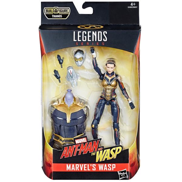 Figurine La Guêpe 15 cm Legends Series Marvel