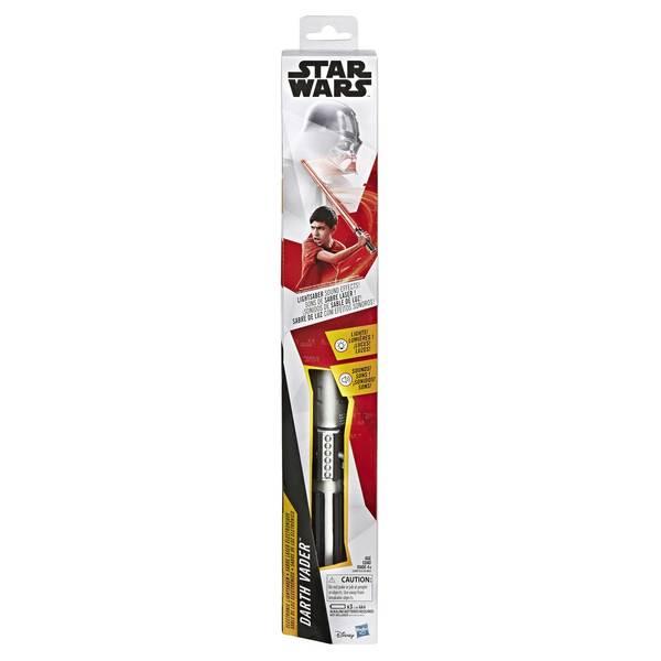 Sabre laser rouge électronique Star Wars Lightsaber Academy