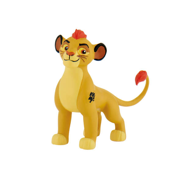 La Garde du Roi Lion-Figurine Kion