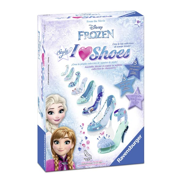 So Styly I Love Shoes Reine des Neiges