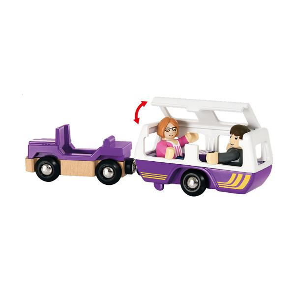 Brio 33949-Jeep et caravane
