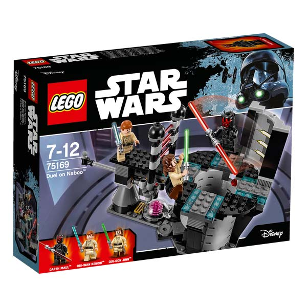 75169 - LEGO® STAR WARS - Duel on Naboo