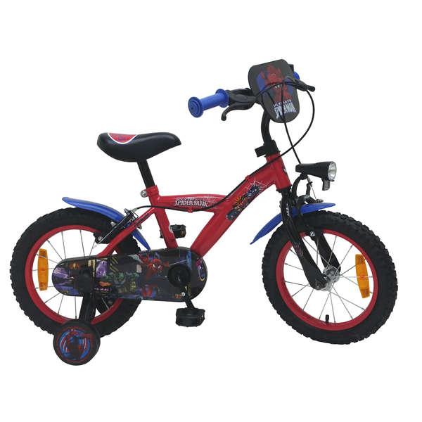 Spiderman TsKing Pouces Europ JouetVélosTricycles 14 Vélo OkXuTPiZ
